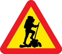 warning_hiker